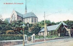 Church picture 1905